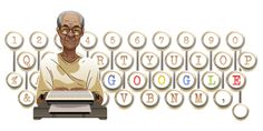 Pramoedya Ananta Toer's 92nd Birthday ~ Google tribute 6 February 2017