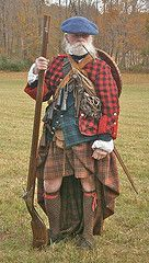 18th Century Long Hunting Clothing | Scotland - Tartans & Scottish Dress