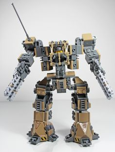 Another AWESOME Lego Scout Mech
