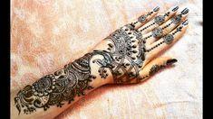 Henna Mehndi, Hand Henna, Mehndi Designs, Hand Tattoos, Mehandi Designs