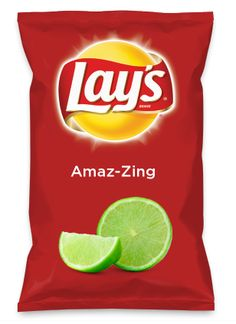 Wouldn't Amaz-Zing be yummy as a chip? Lay's Do Us A Flavor is back, and the search is on for the yummiest flavor idea. Create a flavor, choose a chip and you could win $1 million! https://www.dousaflavor.com See Rules.