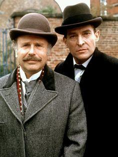 Edward Hardwicke as Watson