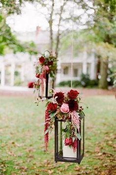 lantern wedding decor - brides of adelaide