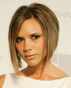 the inspiration to cutting my hair off.. victoria beckham.