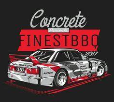 Audi Motorsport, Automotive Logo, Car Vector, Car Illustration, Car Drawings, Arte Pop, Bike Art, Love Car, Illustrations And Posters