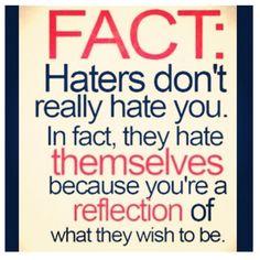 . True .