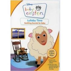 Baby Einstein - Lullaby Time (DVD) www. Einstein, Baby Bach, Baby Lullabies, Age 3, Quiet Moments, I Love To Laugh, Life Savers, Baby Disney, Childrens Books