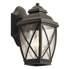 Shop Kichler Lighting 4984 Tangier Single Light Outdoor Wall Sconce at The Mine. Browse our outdoor sconces, all with free shipping and best price guaranteed.