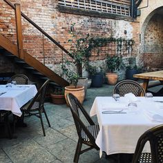 Five things to do in Hobart off the beaten track | Ettie's Restaurant in mid-town Hobart, Tasmania.