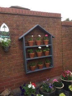 Bookcase, Shelves, Bird, Garden, Outdoor Decor, House, Home Decor, Shelving, Garten