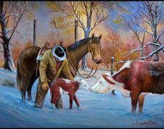 """""""Sunrise Reunion"""" oil on canvas. #3 in the Osage County Reunion series. Copyright 2016 available for purchase. Www.gabesimentalfineart.wix.com/artist"""