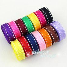 ( 14 colores mezclados! ) 3/8 '' ( 10 mm ) puntos blancos grosgrain del Color cinta de Color de regalo venta al por mayor hornear boda cintas(China (Mainland))
