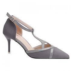40.76$  Watch here - http://di793.justgood.pw/go.php?t=180774402 - Elegant T-Strap and Pointed Toe Design Women's Pumps
