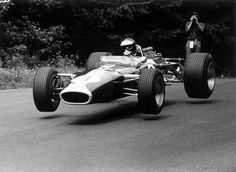 Jim Clark, Lotus F1, Nurburgring, 1967