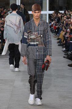 루이 비통 2017 가을-겨울 패션쇼