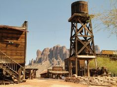 Goldfield Ghost Town, Apache Junction