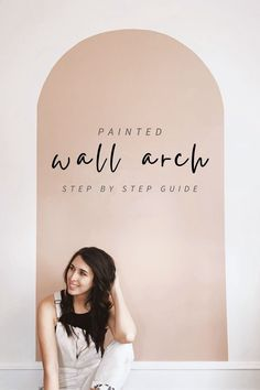 Diy Wall Painting, Block Painting, Accent Wall Colors, Accent Wall Bedroom, Block Wall, Boho Diy, Do It Yourself Home, My New Room, Room Inspiration