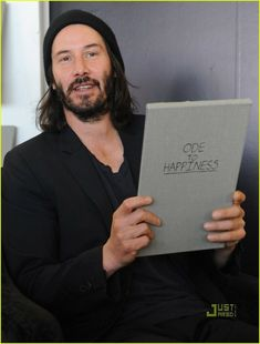 Ode To Happiness, Keanu Reeves Quotes, Keanu Reaves, Blockbuster Film, Keanu Charles Reeves, Shocking Facts, Normal Person, Deep Love, Upcoming Movies