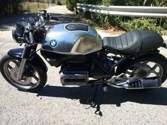 BMW K75 Cafe Racer