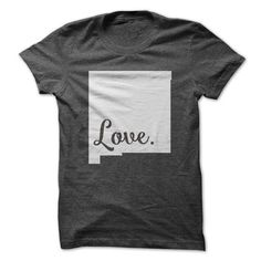 Love New Mexico T Shirts, Hoodies, Sweatshirts. CHECK PRICE ==► https://www.sunfrog.com/States/Love-New-Mexico-62509995-Guys.html?41382