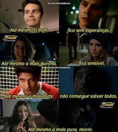 Pepper Spray as a Non Lethal Self Defense Tool Teen Wolf Scott, Teen Wolf Dylan, Teen Wolf Stiles, Dylan O'brien, Teen Wolf Memes, Stydia, Sterek, Alisson Teen Wolf, Meninos Teen Wolf