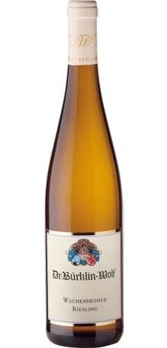 Dr. Bürklin-Wolf Wachenheimer Riesling 2012—redolent of honey, dry flowering herbs and zesty citrus, this Pfaltz Riesling presents a perfect harmony of sweetness, acidity and chalky minerality; pairs perfectly with sushi, mirroring the flavor and aroma of seasoned sushi rice; PLN 68 from Mielżyński