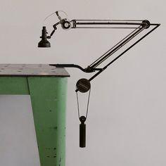 Readymade Lamp by Brogen Averill