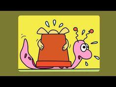 Voor op de verteltafel of in de kring: http://onderwijsstudio.nl/product/a4-flipboek-slijm-en-het-geheim/  Dit deel uit de Digiprent-serie past bij het thema 'Herfst' of 'Slakken'.