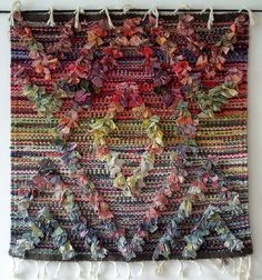 Weaving by Luciano Ghersi...