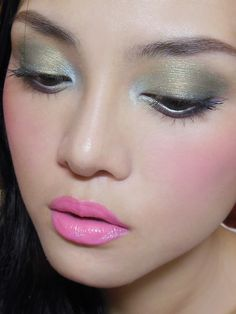 Day-Glow: Bright Spring Pastel Makeup (Easily... - The Makeup Box