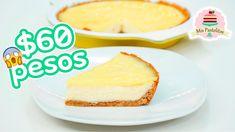 CHEESECAKE CON MENOS DE 60 PESOS/3 EUROS/3 DÓLARES | MIS PASTELITOS