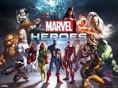 Marvel Heroes - http://gameshero.org/marvel-heroes/