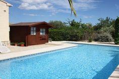 private swimming pool jalon villa