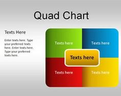 Quad PowerPoint Template
