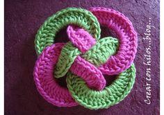 Crochet sólo con paso a paso o video (pág. 23)   Aprender manualidades es facilisimo.com