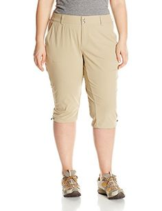 Introducing Columbia Womens Plus Saturday Trail Ii Knee Pants British Tan 24W. Great product and follow us for more updates!