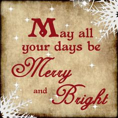 primitive signs sayings | Signs & Sayings - May All Your Days Be Merry and Bright - Primitive ...