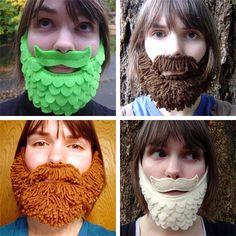 Barbas hechas a mano