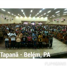Bispo Antônio Carlos na caravana da fé, na Sede Regional de Tapanã - Belém, PA  ♫ Marquinhos Gomes - Nasci Para Vencer Feito com o Flipagram - http://flipagram.com/f/bgPmmqHuOJ
