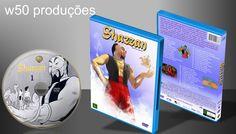 Shazzan - Temporada Completa - capa - ➨ Vitrine - Galeria De Capas - MundoNet | Capas & Labels Customizados