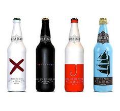 Bierflaschen-Design stammt von Brennan Gleason aus Kanada