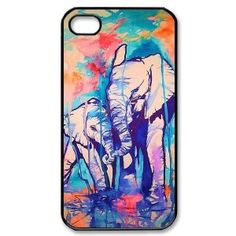 Amazon.com: Elephant Design Hard Case Cover Skin for iphone 4 4s: Cell Phones & Accessories