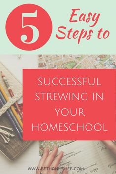 5 Steps to Homeschoo