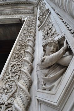 architectural detail. relief sculpture.