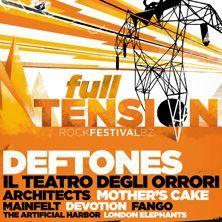 FULL TENSION FESTIVAL, Bolzano, 31 agosto 2013 Informazioni: www.news-eventicomo.it