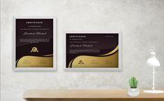 Hendrick - Certificate Template