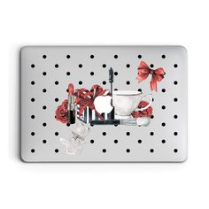 Polka Dotted Cosmetics Cover Case For Apple Macbook Pro Retina Air 11 12 13 15 #UnbrandedGeneric