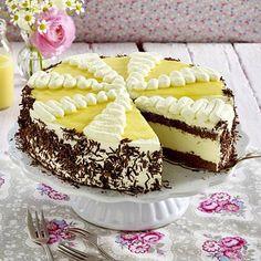 Eierlikör-Torte Rezept | LECKER
