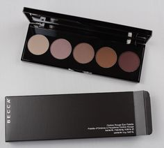 POPSUGAR Must Have Special Edition Fall 2015 Box Review Palette Becca Cosmetics Ombre Rouge Eye Palette – $40 Value
