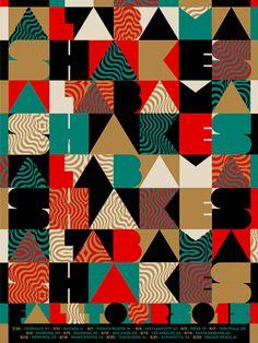 Alabama Shakes - Nate Duval - 2015 ----